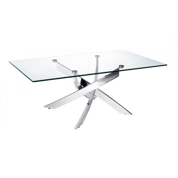 Calmar Extendable 3 Legs Coffee Table By Wade Logan