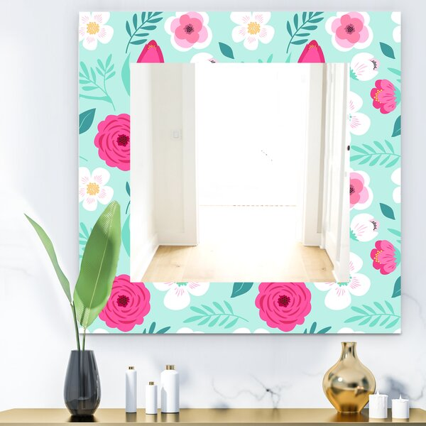 Blossom 15 Modern and Contemporary Bathroom/Vanity Mirror