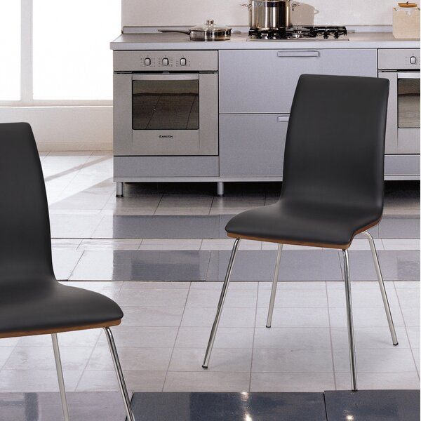 Bentwood Parsons Chair (Set of 2) by Adeco Trading