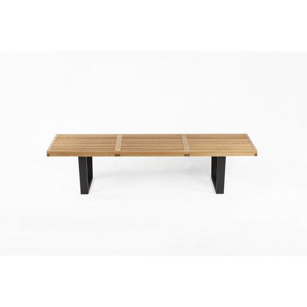 Kolding Wood Bench by Stilnovo Stilnovo