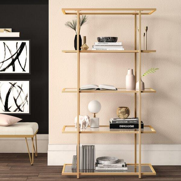 Check Price Farrand Etagere Bookcase