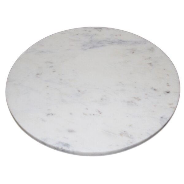 Lady Purple Marble Round Cutting Board by BIDKhome