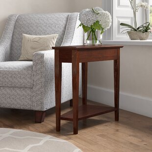 Reviews Hockensmith End Table By Three Posts
