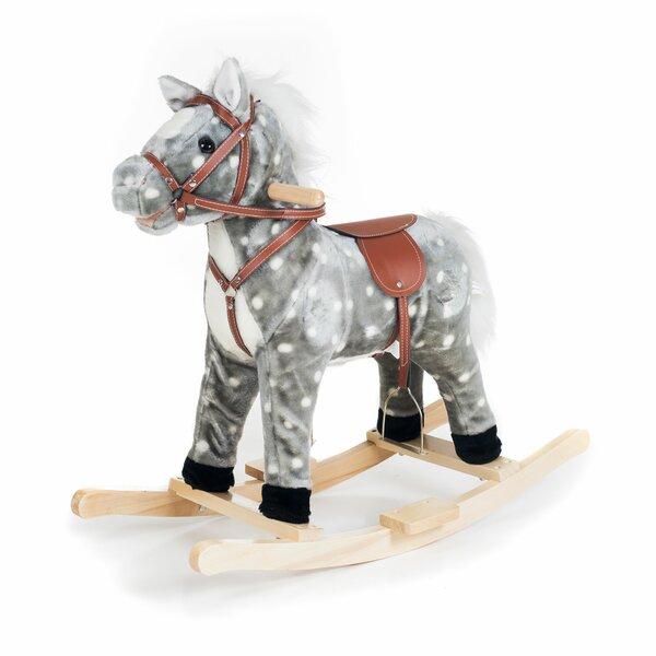 Plush Rocking Horse by Happy Trails
