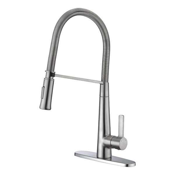 Apollo Series Pull Down Bar Faucet by ANZZI
