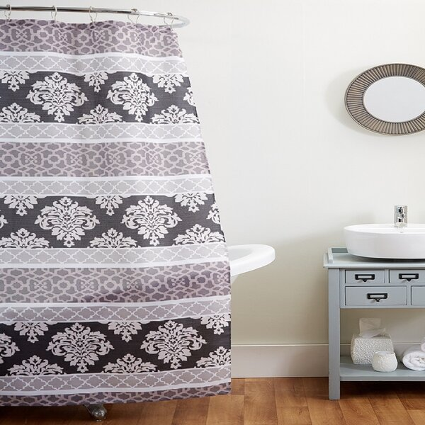 Miesner Shower Curtain by House of Hampton