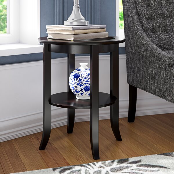 Norfolk End Table by Charlton Home Charlton Home