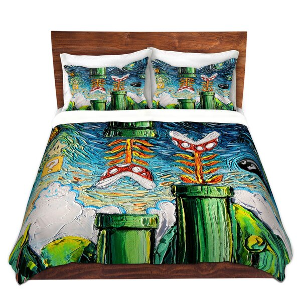 Not Levelled Up Duvet Cover Set