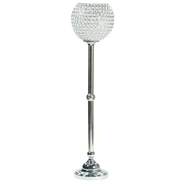Otisville Sleek and Elegant 40 Torchiere Floor Lamp by House of Hampton