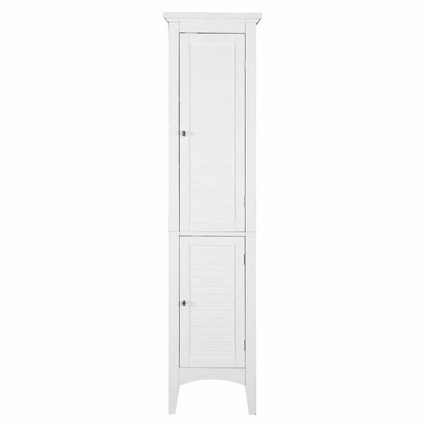Wolff 15'' W x 63'' H x 15'' D Linen Cabinet