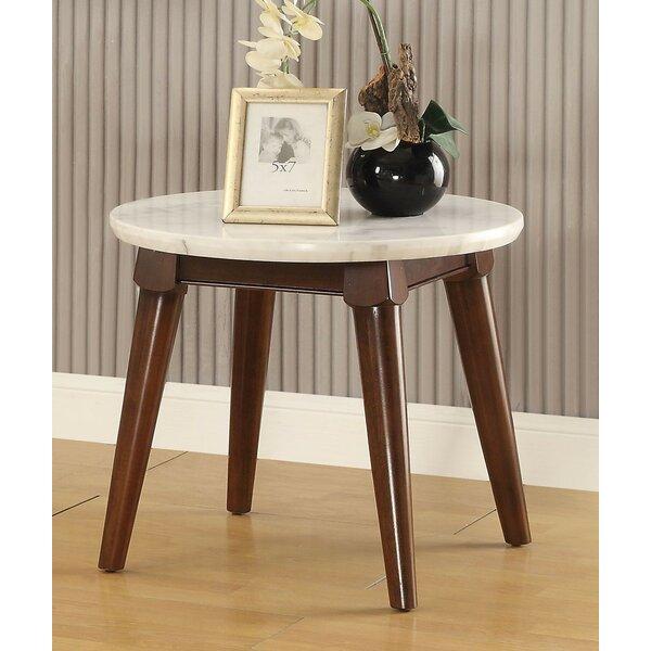 Hinckley End Table by Corrigan Studio
