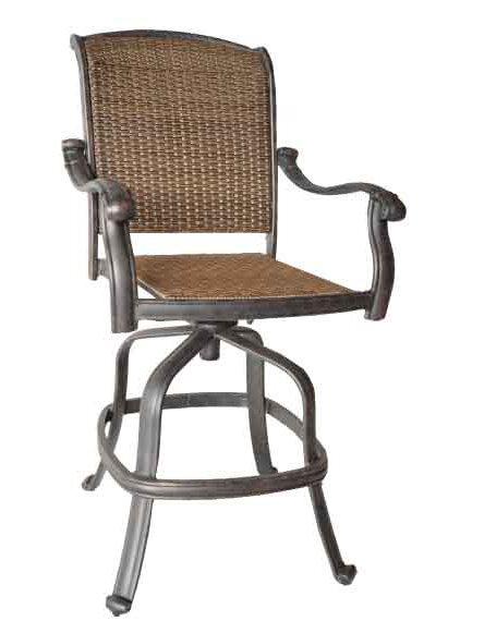 Adela Patio Bar Stool by Darby Home Co