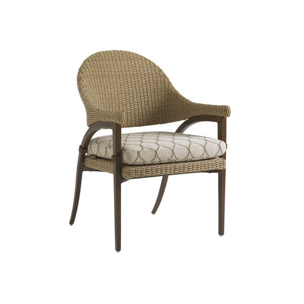 Aviano Patio Dining Chair with Cushion by Tommy Bahama Outdoor Tommy Bahama Outdoor