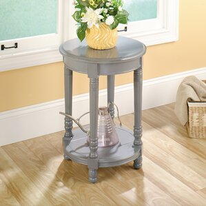 Acworth End Table by One Allium Way
