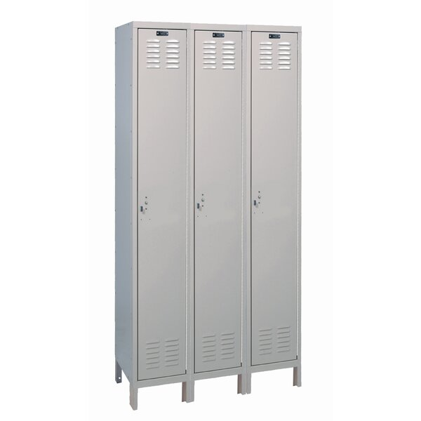 ValueMax 1 Tier 3 Wide School Locker by Hallowell