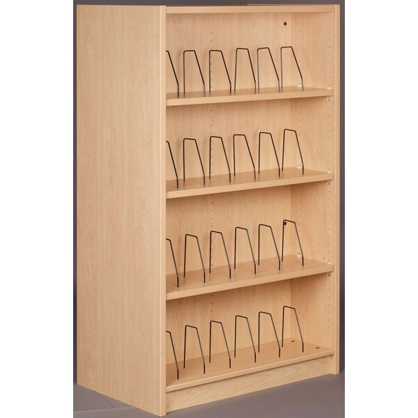 Library Starter Double Face Standard Bookcase by Stevens ID Systems