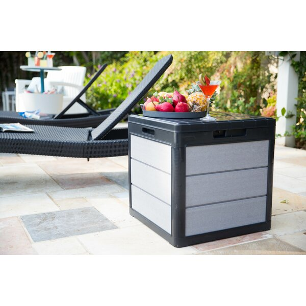 Minonk 30 Gallons Deck Box By Ebern Designs