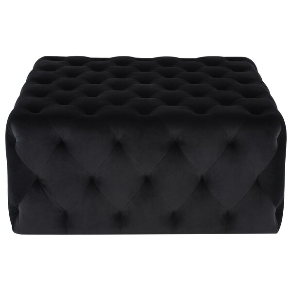 Tufty Tufted Cocktail Ottoman by Nuevo