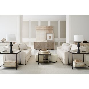 6 Piece Configurable Living Room Set by Caracole Classic