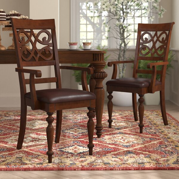 Leith Side Chair (Set of 2) by Darby Home Co