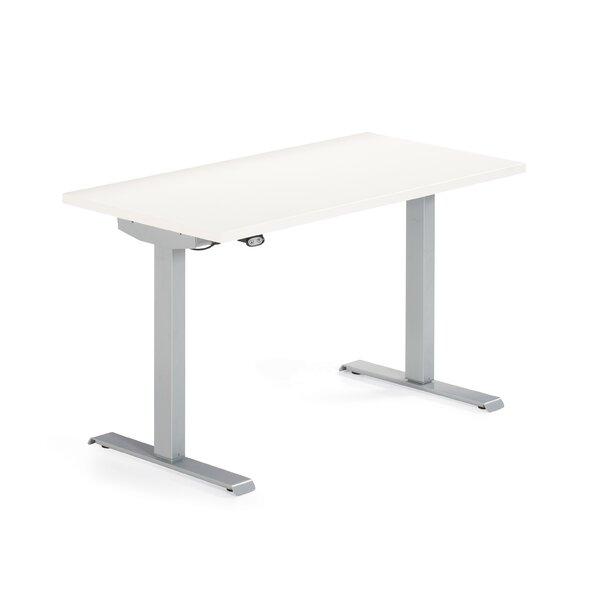 Foli Standing Desk with Laminate Top by Global Total Office