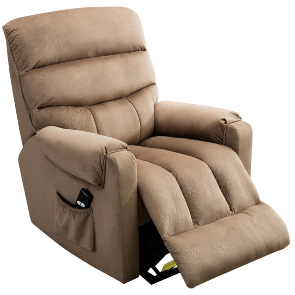 Hamall Power Lift Assist Recliner with Massage W003448979