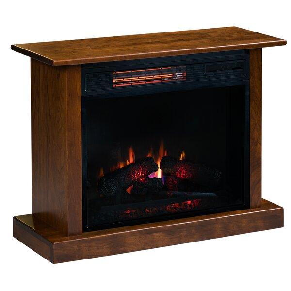 Kamile LED Electric Fireplace By Latitude Run