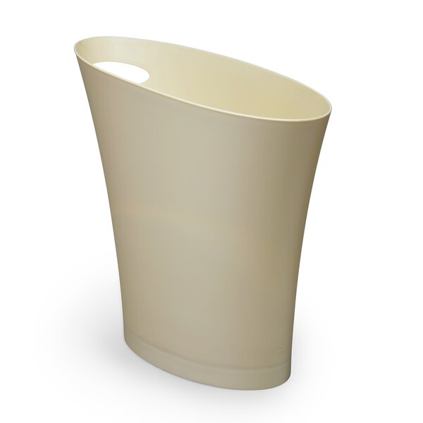 Skinny 2 Gallon Waste Basket by Umbra