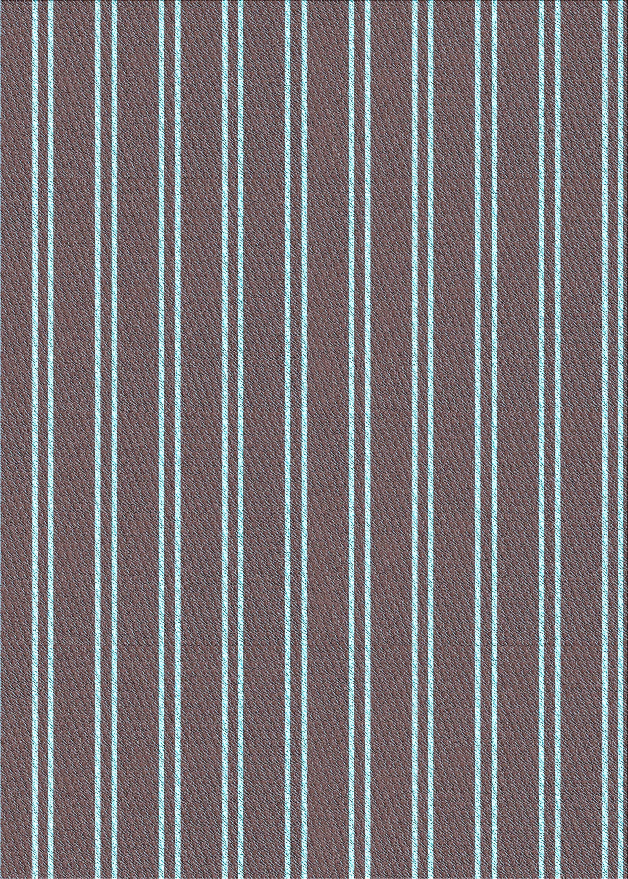 East Urban Home Rukhsar Striped Wool Brown Light Blue Area Rug Wayfair