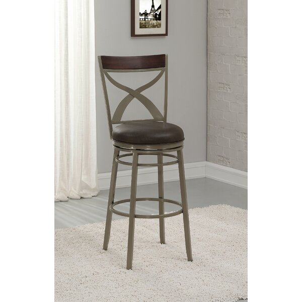Avalon 26 Swivel Bar Stool by American Heritage