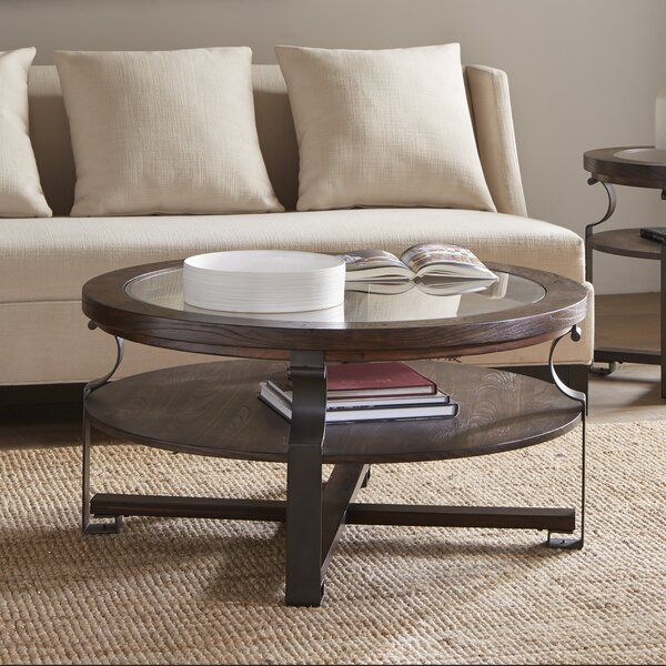 Wallingford Coffee Table by World Menagerie