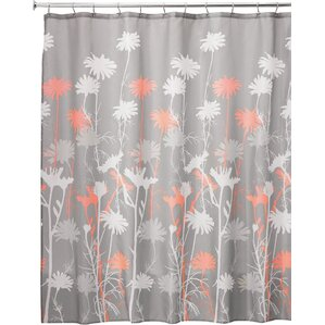 orange and brown shower curtain. Daizy Shower Curtain Orange Curtains You ll Love  Wayfair
