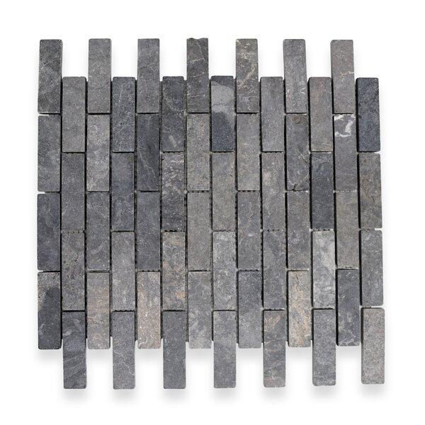 Brick 12 x 14 Marble Mosaic Tile