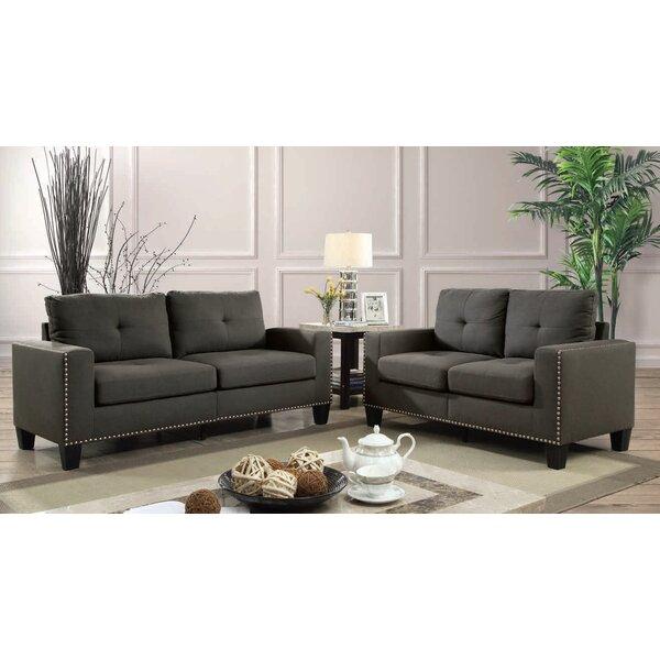 Ketelaar 2 Piece Living Room Set by Ebern Designs