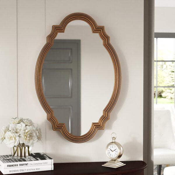 Premium Wall Mirror by Darby Home Co