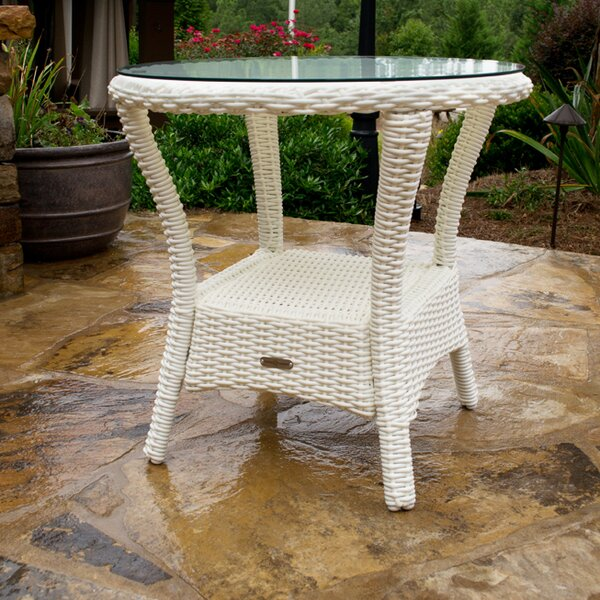 Portside Side Table by Tortuga Outdoor