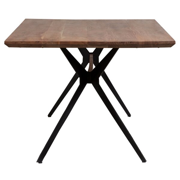 Buenrostro Mid Century Modern Dining Table by Union Rustic
