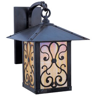 Find for Timber Ridge 1-Light Outdoor Wall Lantern By Arroyo Craftsman