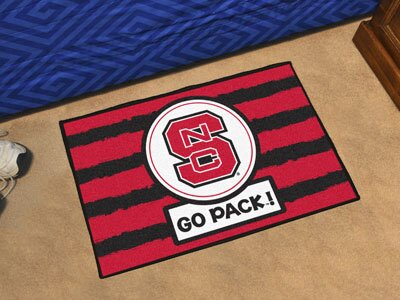 NCAA NC State Southern Starter Doormat by FANMATS