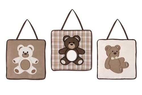 Teddy Bear 11 Piece Crib Bedding Set by Sweet Jojo Designs