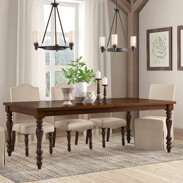 Calila Extendable Dining Table by Birch Lane™ Heritage