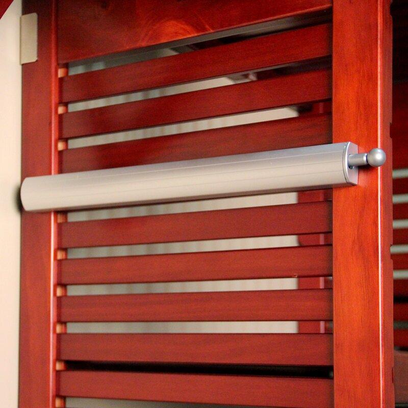 Curved Closet Rod   Wayfair