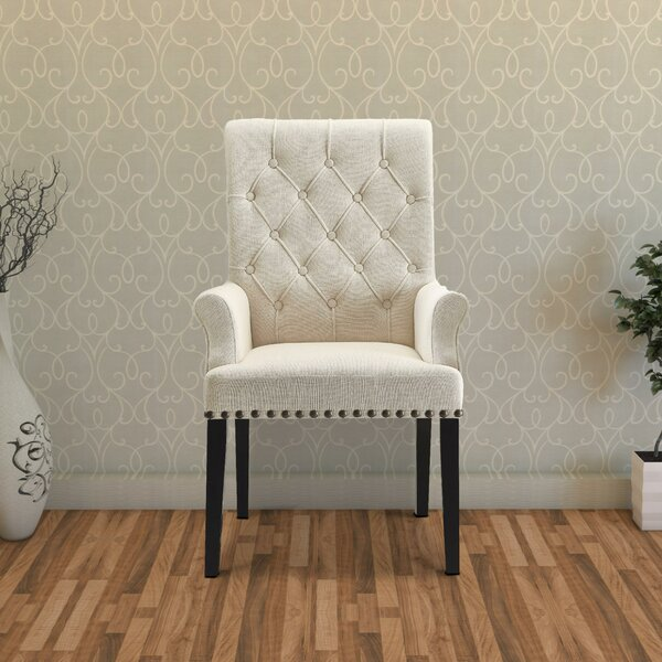 Kells Upholstered Arm Chair By Alcott Hill