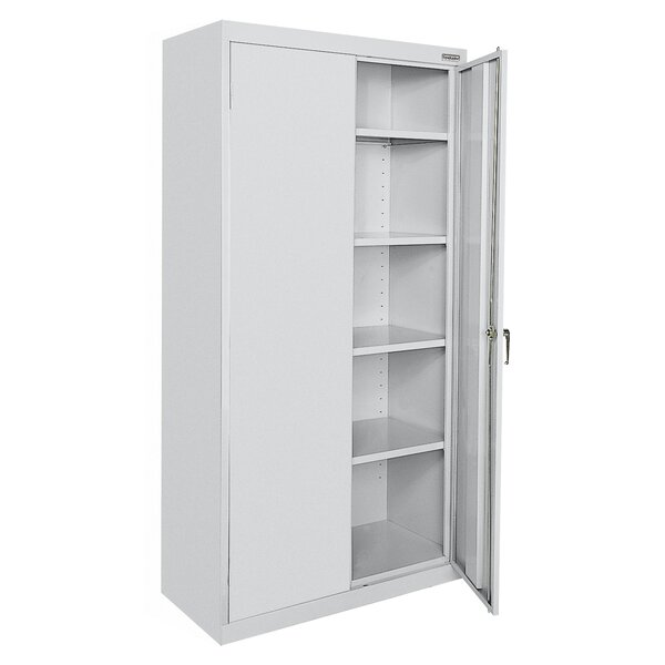 Classic Plus 2 Door Storage Cabinet by Sandusky Cabinets