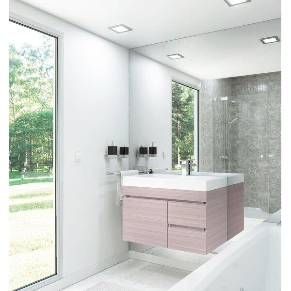 Byrns 37 Single Bathroom Vanity Set by Wrought Studio