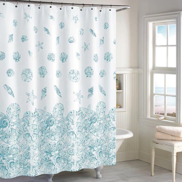 Hernandez Cotton Shower Curtain by Highland Dunes