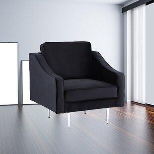 Kercheval 3 Piece Velvet Living Room Set by Corrigan Studio®