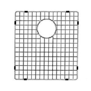 17.6 x 16.6 Sink Grid for Everest Undermount Double Bowl Kitchen Sink by Empire Industries