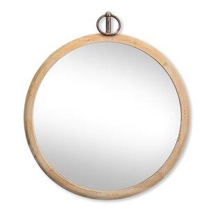 Gracie Oaks Walcott Wall Mirror 20
