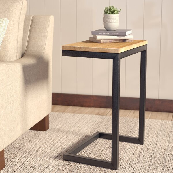 Nayara End Table by Laurel Foundry Modern Farmhouse